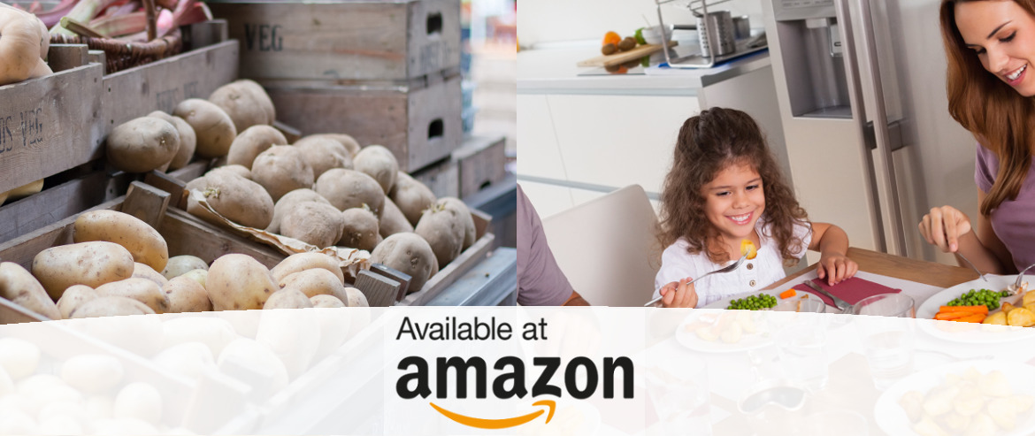 Wilcox Fresh Products now on Amazon