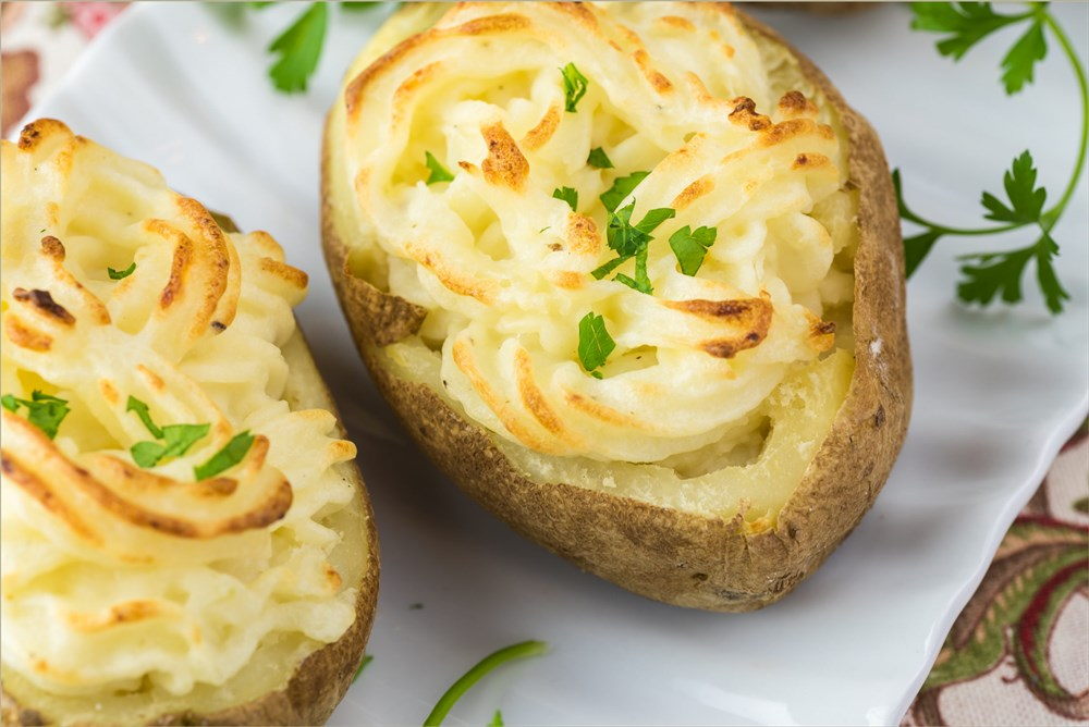 Picture of Twice Baked Potato Appetizers
